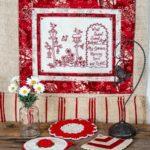 Bird-House-Garden-Robin-Kingsley-quilt-patchwork-magazine-simply-vintage-31-June-July-August-2019