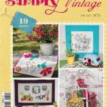couverture-Simply-Vintage-Magazine-31-Juin-Juillet-Août-2019