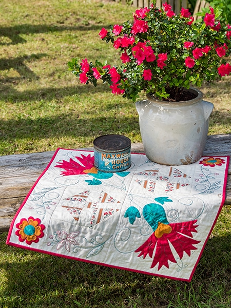 Romantique-Robin-Koehler-quilt-patchwork-magazine-simply-vintage-31-June-July-August-2019