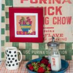 Strawberry-Bowl-Nancee-Ariagno-quilt-patchwork-magazine-simply-vintage-31-June-July-August-2019