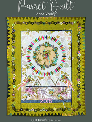 Booklet-Parrot-Quilt-Anne-Varley-couverture