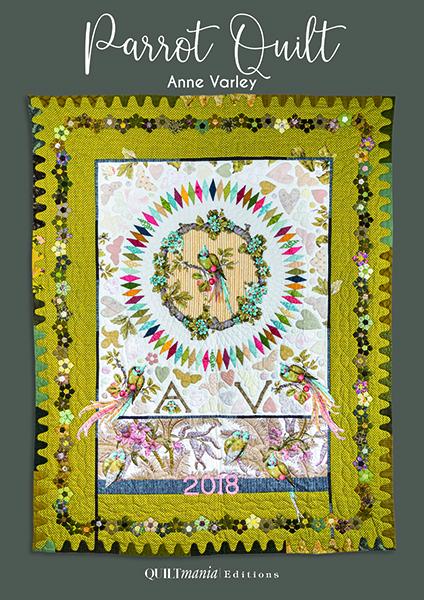 Booklet-Parrot-Quilt-Anne-Varley-couverture