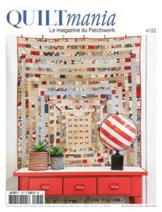 Quiltmania-magazine-132-juillet-aout-2019-couverture