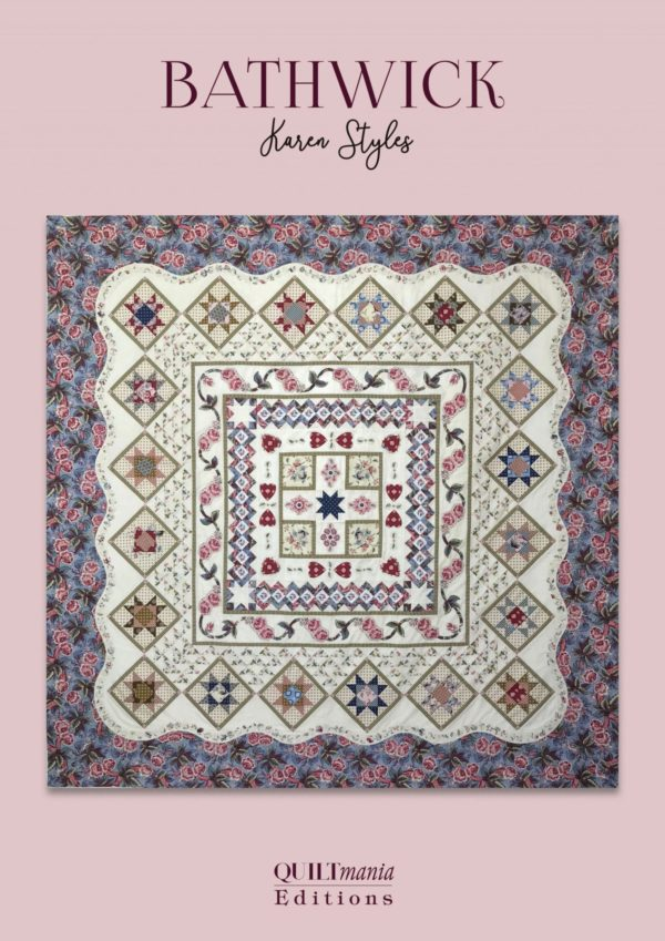 Karen-Styles-booklet-Bathwick-mystery-quilt-2018-Quiltmania