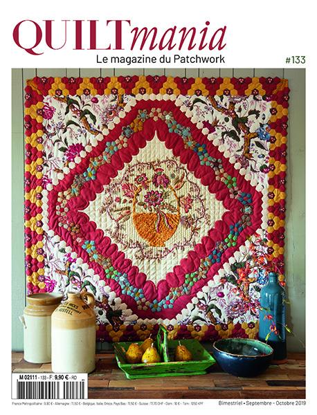 Couverture-fr-quilt-quiltmania-magazine-133-septembre-octobre-2019