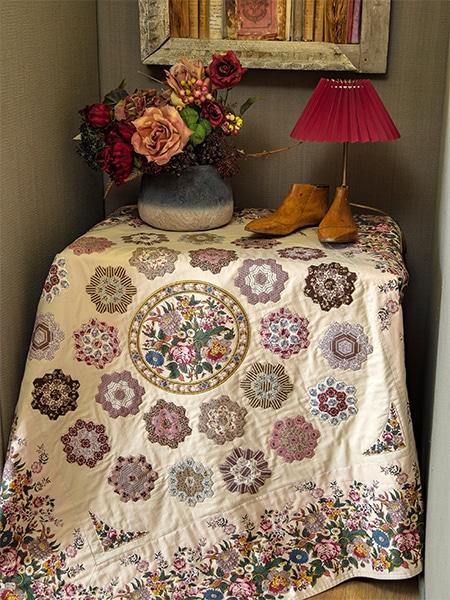Karen-Styles-livre-Seams-Like-Yesterday-2019-Prins-Hall-Coverlet-quilt