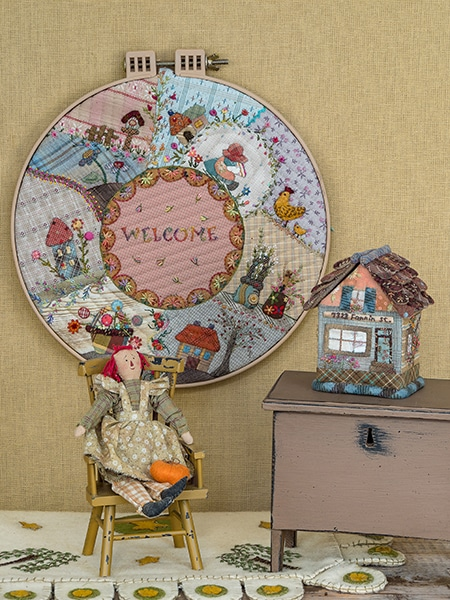 Welcome-to-my-House-quilt-magazine-simply-vintage-numéro-32-automne-2019