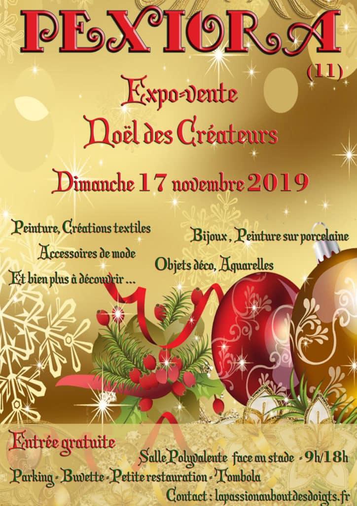 Affiche-Pexiora-noel-createurs-2019