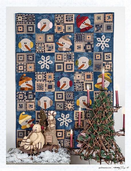 bonhomme_de_neige_quilt_Becky_Delsman_Kim_Schueffner_Simply_Vintage_33_Winter-gb_2019