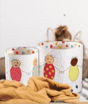 Baskets for children