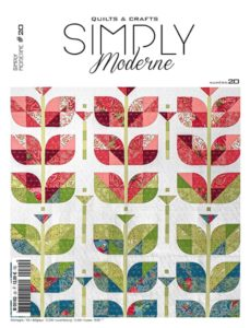 Couverture-fr-quilt-magazine-Simply-Moderne-20-printemps-2020