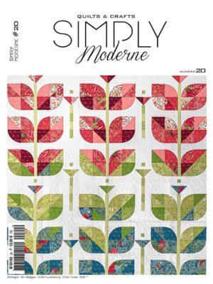 Couverture-fr-quilt-magazine-Simply-Moderne-20-printemps-2020
