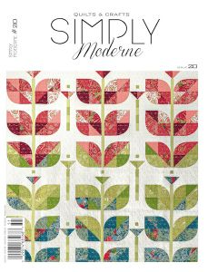 Cover-gb-quilt-magazine-Simply-Moderne-20-spring-2020