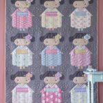 Kimono Girls – Tone Finnanger Tilda__quiltmania_mars_avril_2020