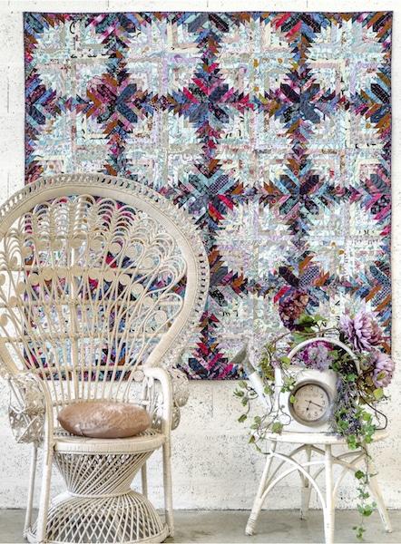 Lustrous-Log-Cabin-quilt-magazine-Simply-Moderne-20-printemps-2020