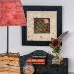 Flowering Folk Art – Dawn Heese – Chelsea Punch Needle – MeS1