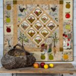 Jo-Colwill-Cowslip-Country-Quilts-Stephen's apple quilt