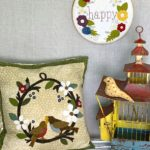 Happy Love Bird Pillow Amb BD