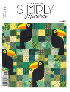 Cover SM21 magazine