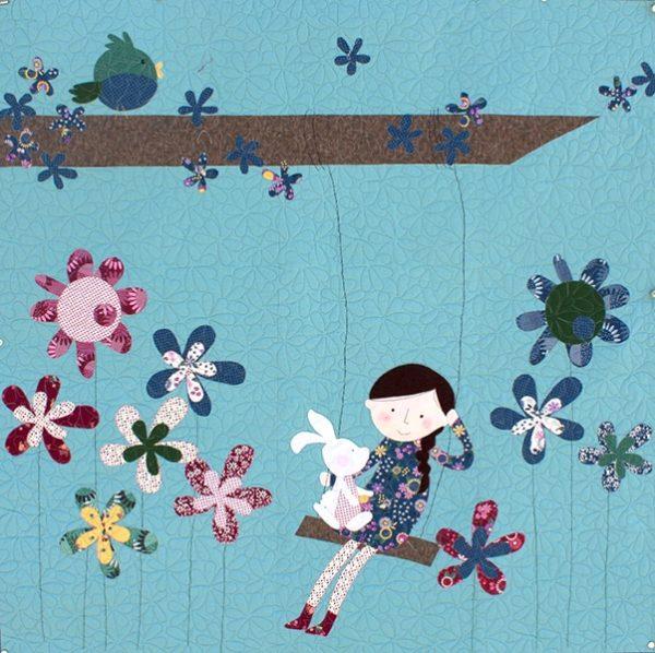 Quilt Blues Skies_Meagan-Taylor_Kristi-Jones - Enfants Children 2020