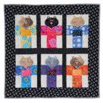 Quilt Cats In Kimonos_Barbie Jo Paquin