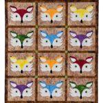 Quilt Fox Love – Swan Sheridan