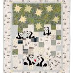 Quilt Pandas Under The Stars Jo Colwill