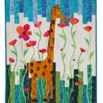 Quilt Poppy The Forest_Suzanne Claire