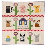 Quilt Wags And Wiggles_Kim Gaddy
