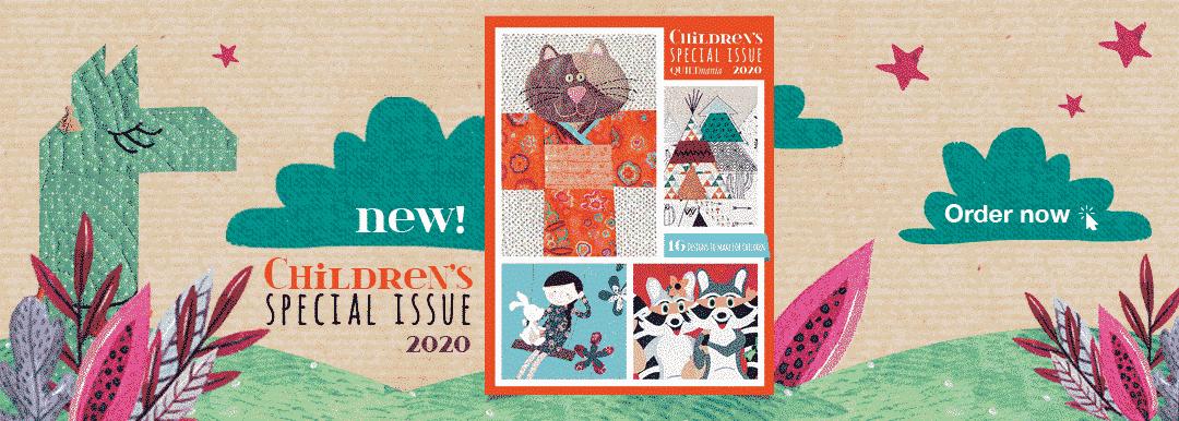 Banner magazine Children Special Issue 2020