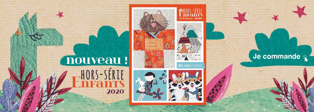 Banniere magazine Hors-série Enfants 2020