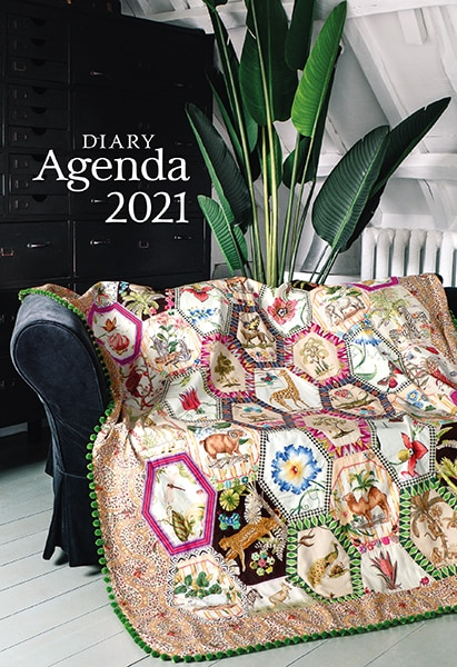 Agenda Diary 2021 - Couverture