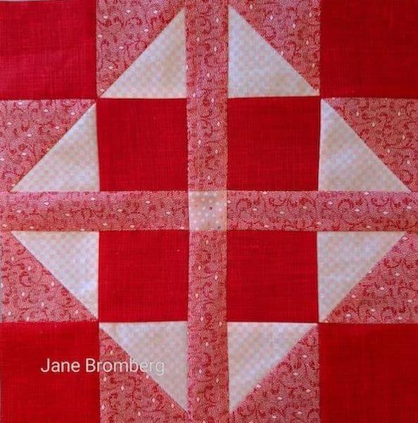 Bloc de la solidarité - Solidarity block - 13.1 - Jane Bromberg
