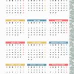 Agenda-calendrier 2021