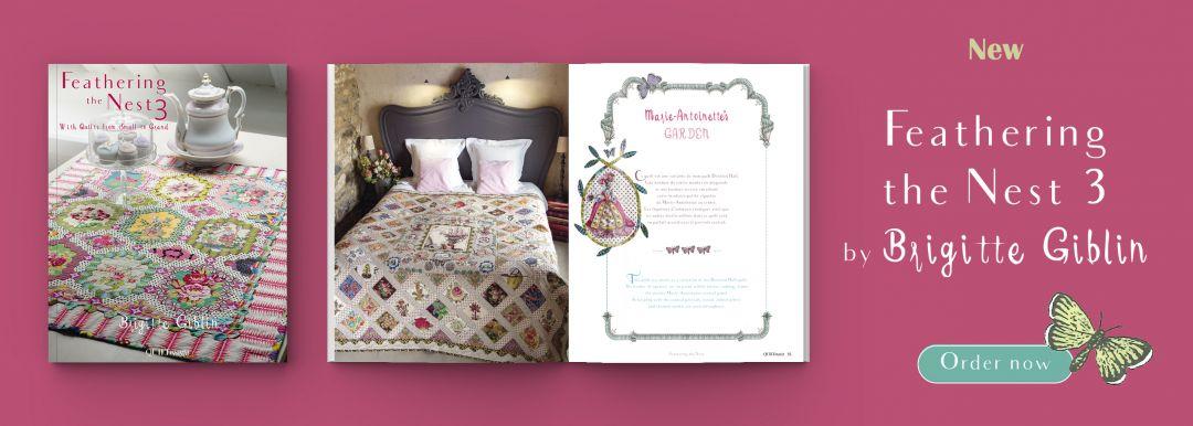 Banner Brigitte Giblin's book Feathering the Nest 3