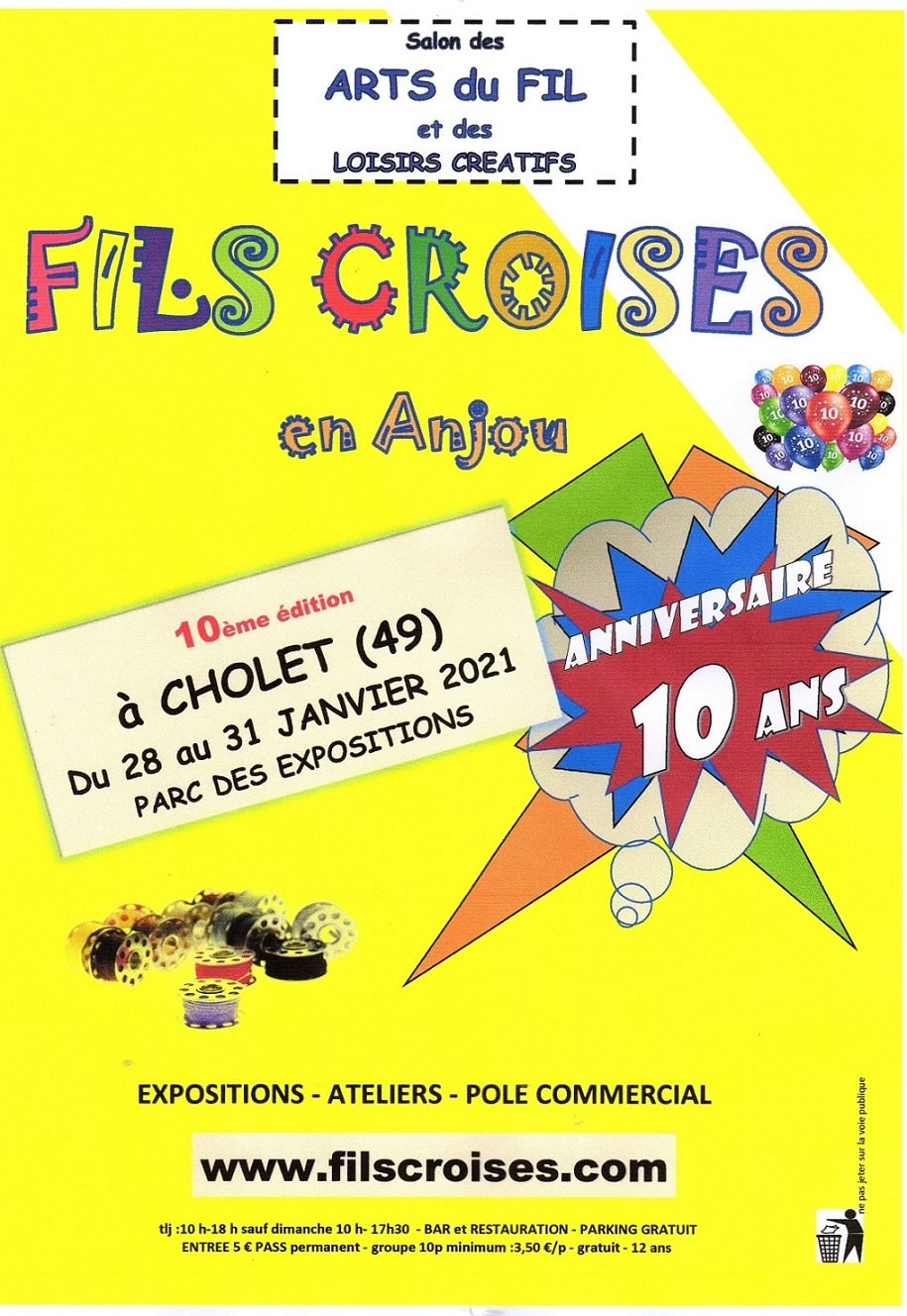 cholet 2021 10ans