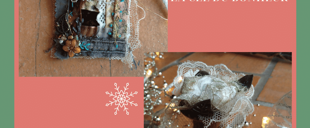 chapitre 1 xmas by quiltmania 2020
