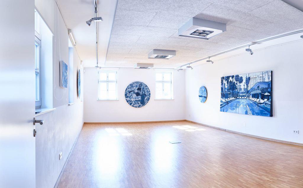 room 3 exhibition art Ian Berry au Levi Strauss Museum
