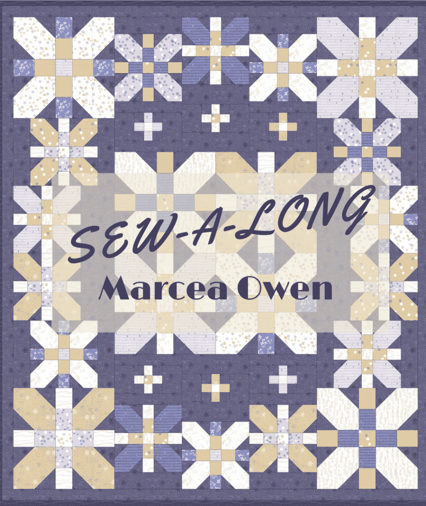 sewalong marcea owen quilt coventry garden