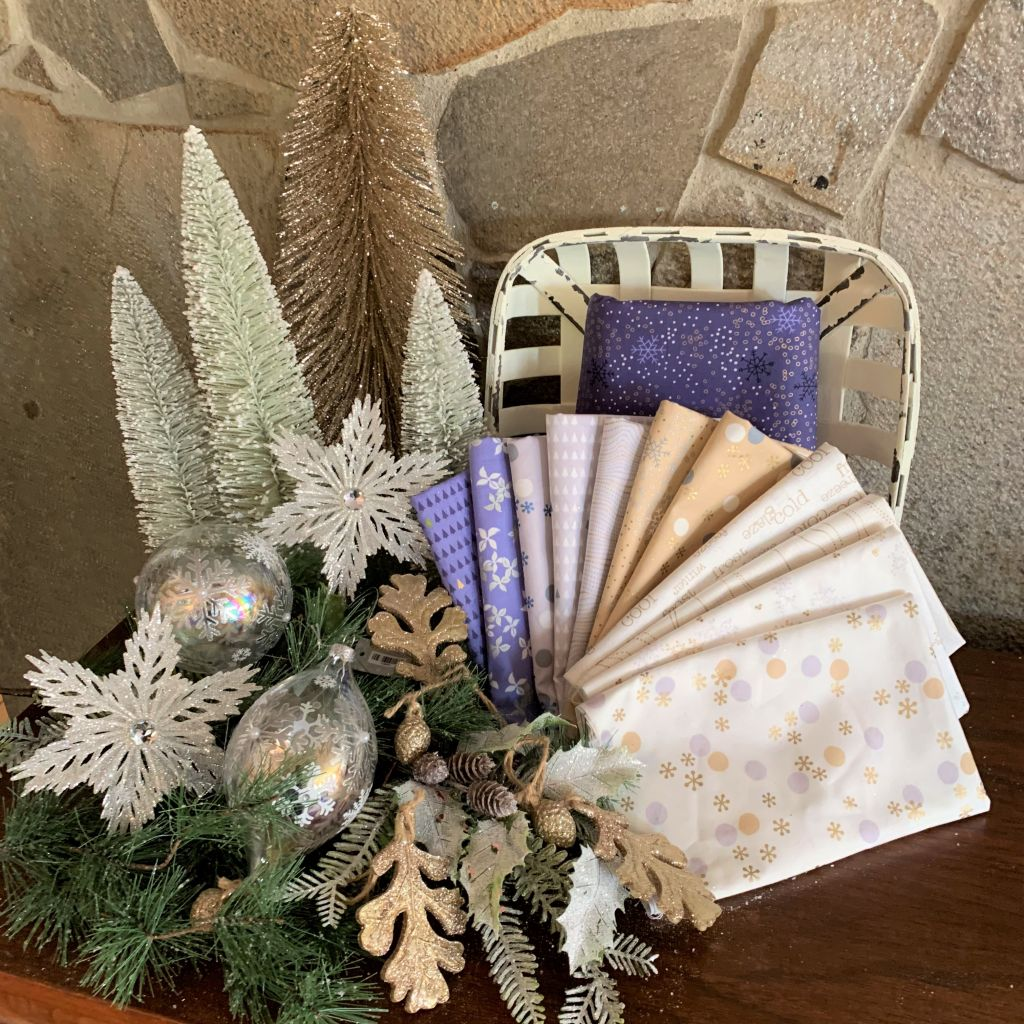 fabrics quilt coventry garden winter