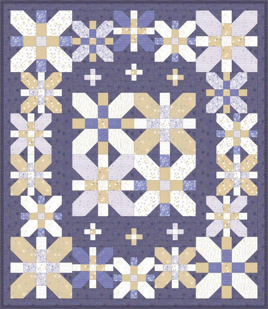 quilt coventry garden hiver marcea owen