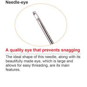 Tulip Needle Eye