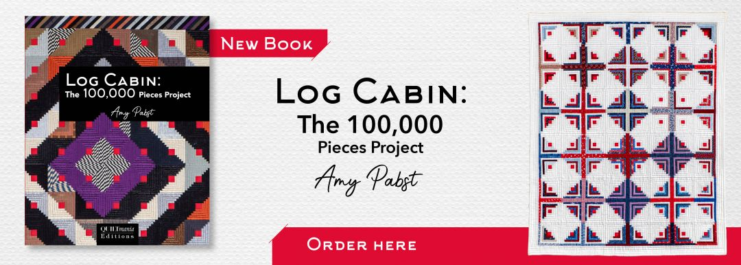 Log Cabin - Amy Pabst - banniere GB