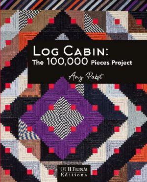 Couverture du livre Log Cabin par Amy Pabst