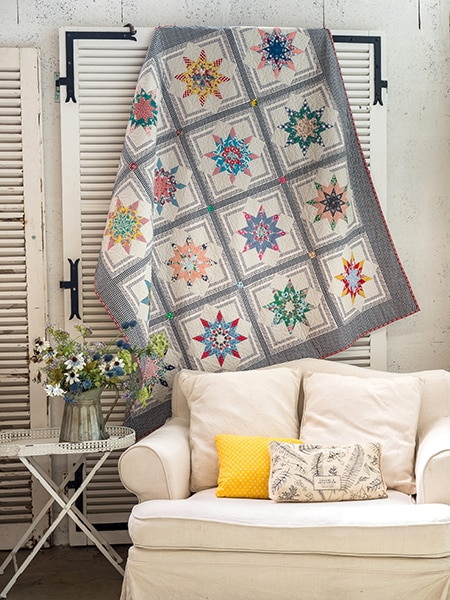 Stellar - Quilts for Life 2 - Judy Newman