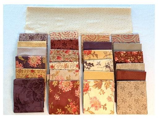 mixed fabrics