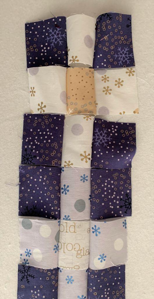 assembling fabrics