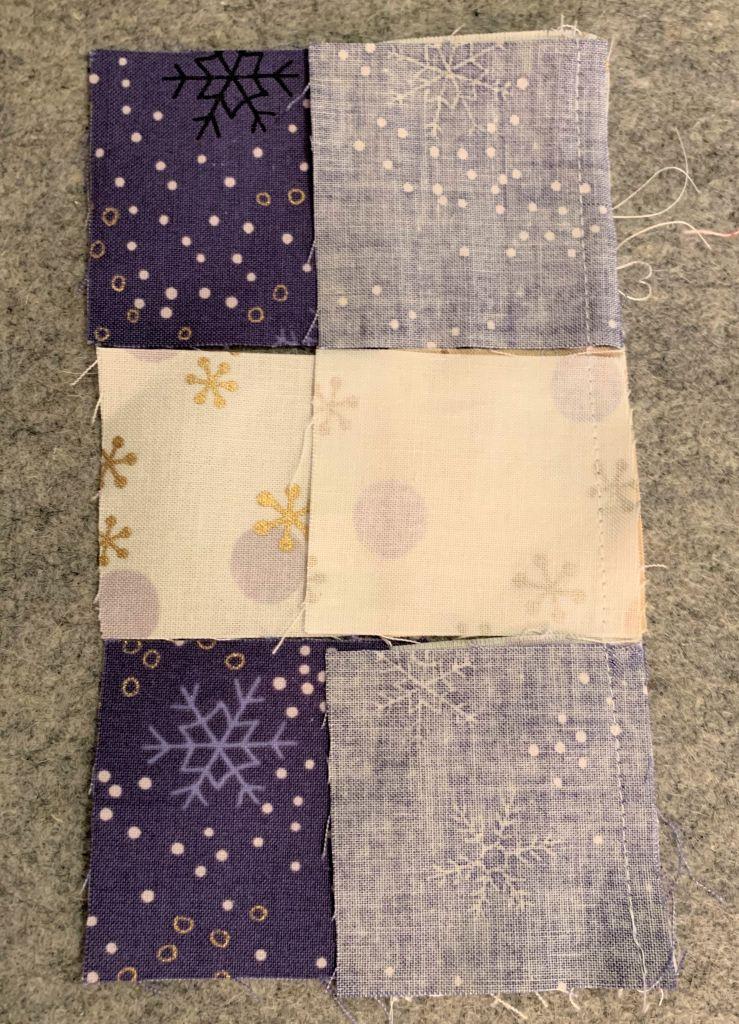 fabrics rows