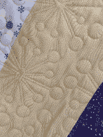 snowflake quilting 2 - coventry garden