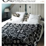 Couverture Quiltmania Magazine 141